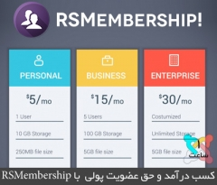 rsmembership tutorial